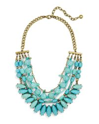 BaubleBar | Multicolor Marina Collar | Lyst