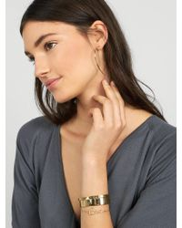 BaubleBar - Multicolor L'amour 18k Gold Plated Bracelet - Lyst
