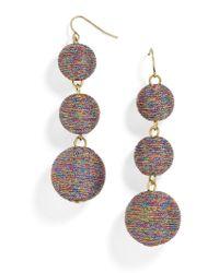 BaubleBar - Multicolor Shimmer Crispin Drops - Lyst
