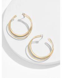 BaubleBar - Multicolor Fiona Hoop Earrings - Lyst