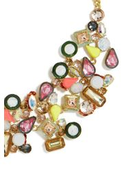 BaubleBar - Multicolor Eleni Statement Necklace - Lyst