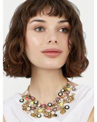 BaubleBar - Multicolor Eleni Statement Necklace - Lyst