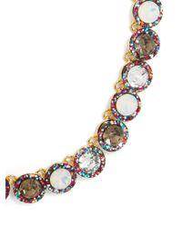 BaubleBar - Multicolor Ariella Statement Necklace - Lyst