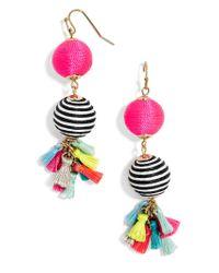 BaubleBar | Multicolor Melly Drop Earrings | Lyst