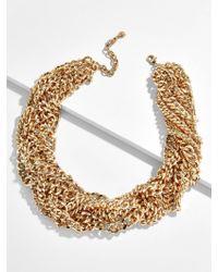 BaubleBar - Multicolor Cadeau Linked Statement Necklace - Lyst
