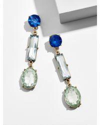 BaubleBar - Blue Cassandria Drop Earrings - Lyst