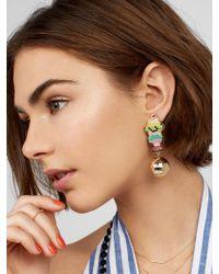 BaubleBar - Multicolor Panama Drop Earrings - Lyst
