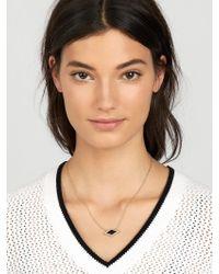 BaubleBar - Multicolor Celestina Pendant Necklace - Lyst