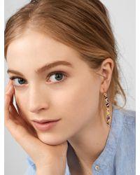 BaubleBar - Multicolor Cait Drop Earrings - Lyst