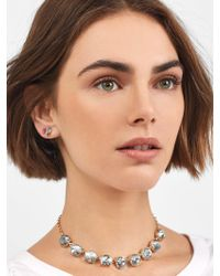 BaubleBar - Multicolor Liliya Statement Necklace - Lyst