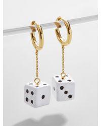 BaubleBar Multicolor Lucky Drop Earrings