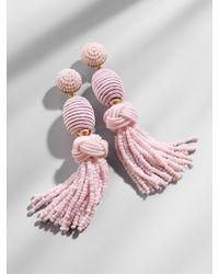 BaubleBar Multicolor Sandriana Drop Earrings