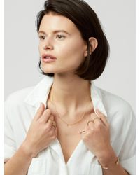 BaubleBar - Metallic Milkyway Necklace - Lyst