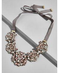 BaubleBar - Multicolor Loria Statement Necklace - Lyst