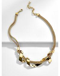BaubleBar - Multicolor Nazira Statement Necklace - Lyst