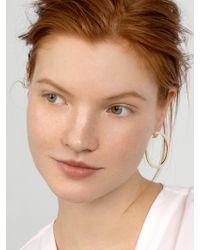 BaubleBar - Multicolor Pauline Hoop Earrings - Lyst