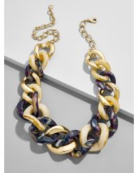 BaubleBar | Multicolor Fabia Linked Statement Necklace | Lyst