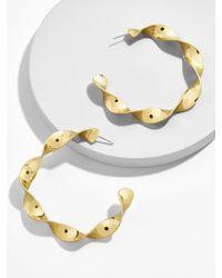 BaubleBar - Multicolor Nabina Hoop Earrings - Lyst