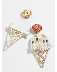 BaubleBar Multicolor Jolie Drop Earrings