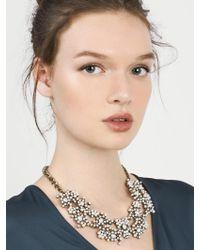 BaubleBar | Multicolor Charlotte Statement Necklace | Lyst