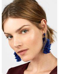 BaubleBar - Blue Contessa Tassel Earrings - Lyst