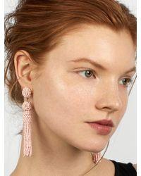 BaubleBar - Metallic Mini Mariachi Tassel Earrings - Lyst