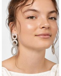 BaubleBar - Multicolor Mimi Hoop Earrings - Lyst