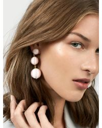 BaubleBar - Multicolor Mini Criselda Statement Earrings - Lyst