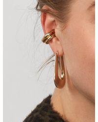 BaubleBar Multicolor Pavlina Hoop Earrings