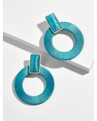 BaubleBar - Multicolor Marisela Hoop Earrings - Lyst