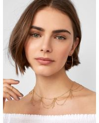 BaubleBar - Multicolor Divinity Necklace - Lyst