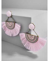 BaubleBar - Multicolor Myan Drop Earrings - Lyst