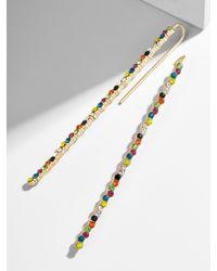 BaubleBar - Multicolor Isa Drop Earrings - Lyst