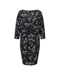 Baukjen - Black Mila Print Dress - Lyst
