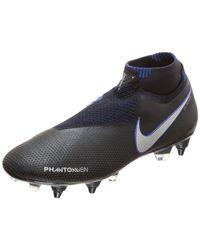 Nike Black Fußballschuh Phantom Vision Elite