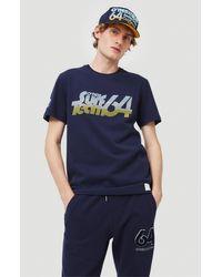 O'neill Sportswear T-Shirt Surf team in Blue für Herren