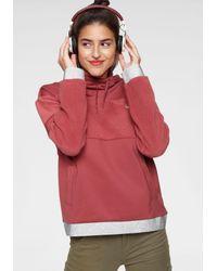 Nike Red Kapuzensweatshirt