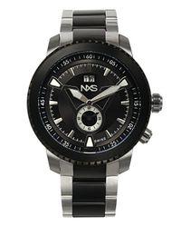 NXS - Black Colby Men's Watch for Men - Lyst