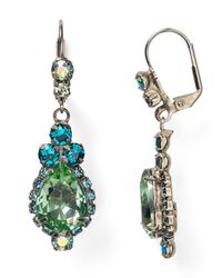 Sorrelli | Blue Neutral Territory Earrings | Lyst