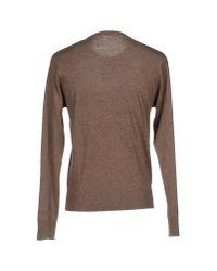 Daniela Fargion Brown Sweater