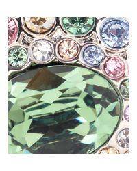 Miu Miu Pink Crystal-embellished Bracelet