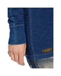 Polo Ralph Lauren | Blue Long-sleeve Henley Shirt | Lyst