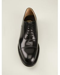 Church's Black Classic Oxford Shoes for men