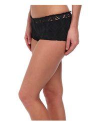 Becca - Black Ritual Hot Shorts Cover-up - Lyst