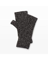 Club Monaco | Black Jayna Knit Glove | Lyst