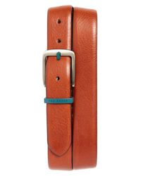 Ted Baker | Brown 'highlight' Leather Belt for Men | Lyst