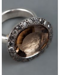 Rosa Maria | Gray Bette Ring | Lyst