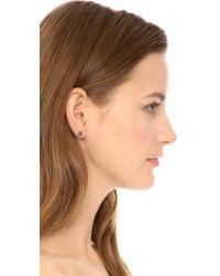Katie Rowland - Multicolor Java Mini Stud Earrings Multi - Lyst