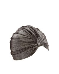 ASOS - Metallic Turban - Lyst