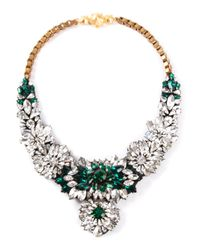 Shourouk | Metallic Apolonia Necklace | Lyst